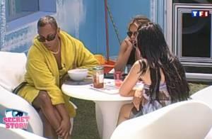 Secret Story 3 : Emilie dit maintenant du mal de Sabrina... toujours très proche de Jonathan !