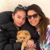 Véronika Loubry : Retrouvailles complices avec sa fille Thylane Blondeau