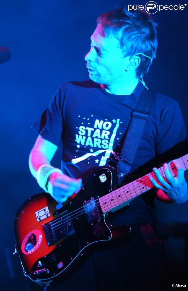 Thom Yorke a composé un titre pour la bande originale de Twilight 2