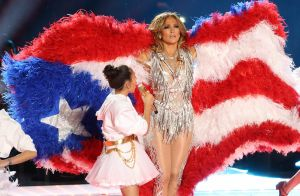 Jennifer Lopez : Canon au Super Bowl, sa fille Emme la rejoint sur scène