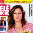 """Couverture du magazine """"Télé Poche"""""""