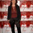 """Delphine Zentout au photocall de la générale de presse du spectacle musicale """"Les Souliers Rouges"""" aux Folies Bergères à Paris, France, le 4 février 2020. © Veeren/Bestimage"""
