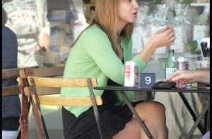 Christina Ricci, célibataire, réapprend à vivre seule... grâce à ses amis !