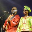 FNAC Indétendances Festival, août 2009 : Amadou et Mariam