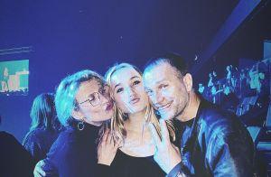 Alexandra Lamy : Déchaînée avec son ex et sa fille au concert d'Angèle