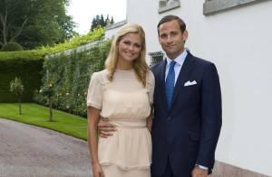 La princesse Madeleine de Suède : admirez sa sublime bague de fiancée !