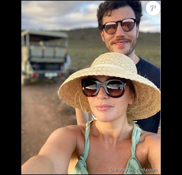 Cindy (Koh-Lanta) et son mari Thomas en lune de miel en Afrique du sud - Instagram, 2020