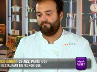 Top Chef 2020 : Gianmarco éliminé, une belle chute et une grosse gaffe !