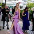 Petra Nemcova est devant l'hôtel Martinez lors du 72ème Festival International du Film de Cannes, le 19 mai 2019.