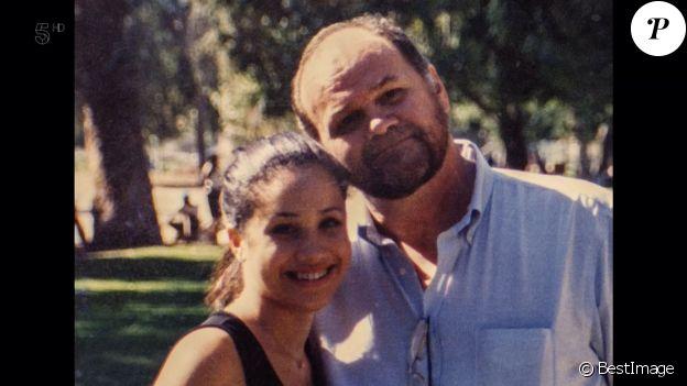 Thomas Markle, le père de Meghan, dévoile l'album de famille pour un documentaire diffusé sur Channel 5 en janvier 2020.