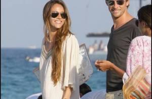 Jenson Button et sa craquante Jessica Michibata : sourires et petites tenues au menu pour leurs vacances romantiques !