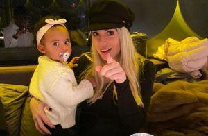 Émilie Fiorelli maman : tendre moment de complicité avec sa fille Louna