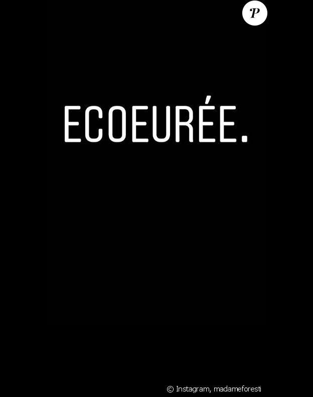 """Florence Foresti, maîtresse de cérémonie des César 2020, s'est dit """"écoeurée"""" sur Instagram à l'issue de la soirée qui s'est déroulée à la salle Pleyel, à Paris, le 28 février 2020."""