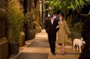 Guillaume Canet et Keira Knightley, bras-dessus bras-dessous à New York... la vie est belle !