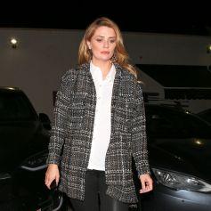 Mischa Barton et son compagnon James Abercrombie quittent le restaurant Craig à West Hollywood le 8 octobre 2018.