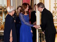 Kate Middleton : Sublime en bleu royal avec les enfants de son association