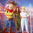 """Audrey Fleurot à la projection du film """"Toy Story 4"""" à Disneyland Paris le 22 juin 2019 © Christophe Aubert via Bestimage"""