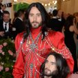 "Jared Leto - Arrivées des people à la 71ème édition du MET Gala (Met Ball, Costume Institute Benefit) sur le thème ""Camp: Notes on Fashion"" au Metropolitan Museum of Art à New York, le 6 mai 2019"