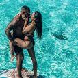 """Lau de """"Koh-Lanta"""" présente sa petite amie sur Instagram, 2020"""