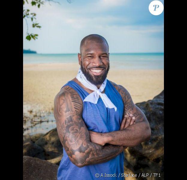 """Laurent, candidate de """"Koh-Lanta, L'île au trésor""""."""