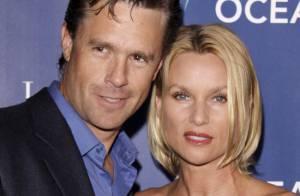 Nicollette Sheridan et son boyfriend, réunis et amoureux... font face à une fan insistante ! Regardez !