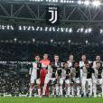 La Juventus reçoit Parme en match de championnat d'Italie (Serie A). Turin, le 19 janvier 2020.