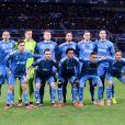 La Juventus Turin affronte l'Olympique Lyonnais en huitième de finale aller de la Ligue des Champions. Lyon, le 26 février 2020.