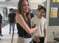 Angelina Jolie : Maddox de retour, la famille réunie pour affronter la pandémie
