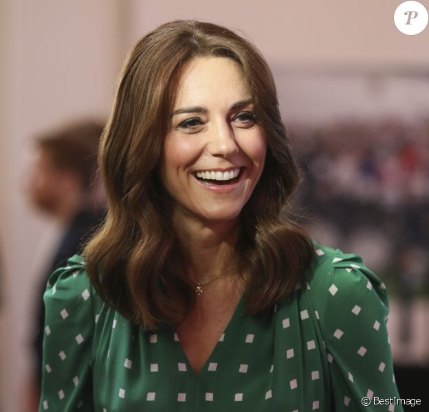 Le prince William et Catherine Kate Middleton lors d'un événement au restaurant Tribeton à Galway, Irlande le 5 mars 2020.