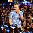 Ryan Reynolds - L'équipe du film Six Underground salue les fans au Omelet Arena à Sao Paulo au Brésil, le 8 décembre 2019