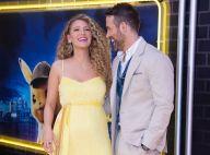 """Ryan Reynolds confiné avec Blake Lively et leurs filles : """"Je bois beaucoup"""""""