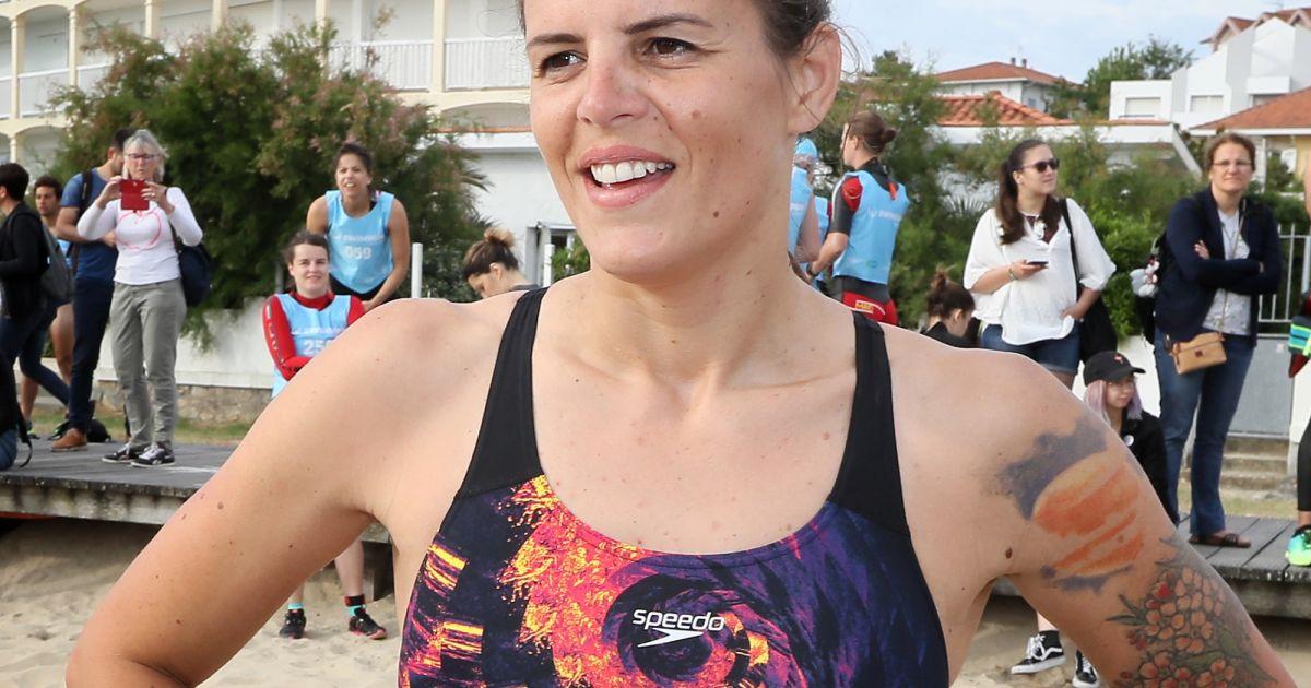 Exclusif - Laure Manaudou - La championne de natation L ...