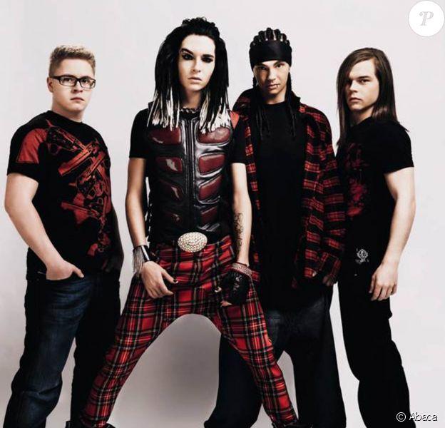 Tokio Hotel : Humanoid sortira le 5 octobre 2009