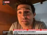 """Jean-Pascal Lacoste inquiet pour ses enfants restés à New-York : """"J'ai peur"""""""