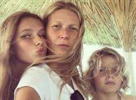 Gwyneth Paltrow : Tensions du confinement apaisées avec ses deux enfants