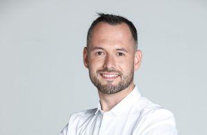 """David Gallienne (Top Chef) soutient les soignants et """"prend des risques"""""""