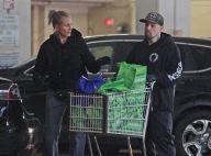 Cameron Diaz : Rare apparition de la jeune maman avec son mari