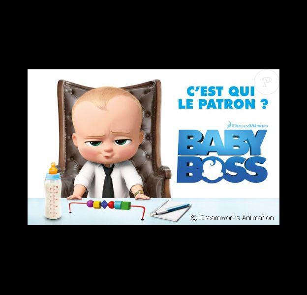 Baby boss : Quel animateur de TF1 double un personnage du film ?