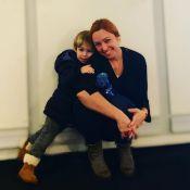 Natasha St-Pier : Son fils Bixente a bien grandi, elle dévoile une photo