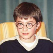 """Daniel Radcliffe dans """"Harry Potter"""" : son évolution physique au fil de la saga"""