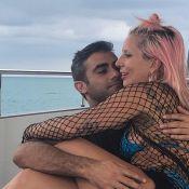"""Lady Gaga, folle amoureuse de Michael Polansly : """"L'homme de ma vie"""""""
