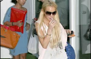 Lindsay Lohan :  après son cambriolage... elle dévalise les bijouteries !