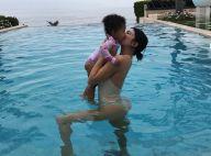 Kylie Jenner partage une vidéo craquante de Stormi qui apprend à nager