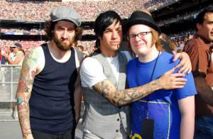 Patrick Stump, le leader de Pete Wentz et des Fall Out Boy, est en prison... Il a été relâché (réactualisé) !