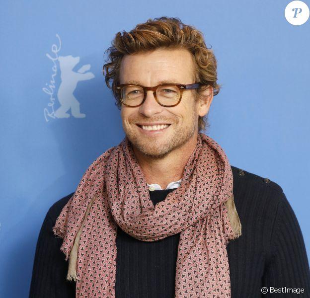 """Simon Baker - Photocall du film """"High Ground"""" à la 70 ème Berlinale, festival du film de Berlin (20 février - 1er mars 2020), le 23 février 2020."""
