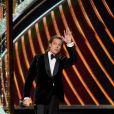 Brad Pitt lors de la 92ème cérémonie des Oscars 2020 au Hollywood and Highland à Los Angeles, CA, USA, on February 9, 2020. © AMPAS/Zuma Press/Bestimage