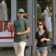 Rachel Bilson et Hayden Christensen, séjour romantique à New York