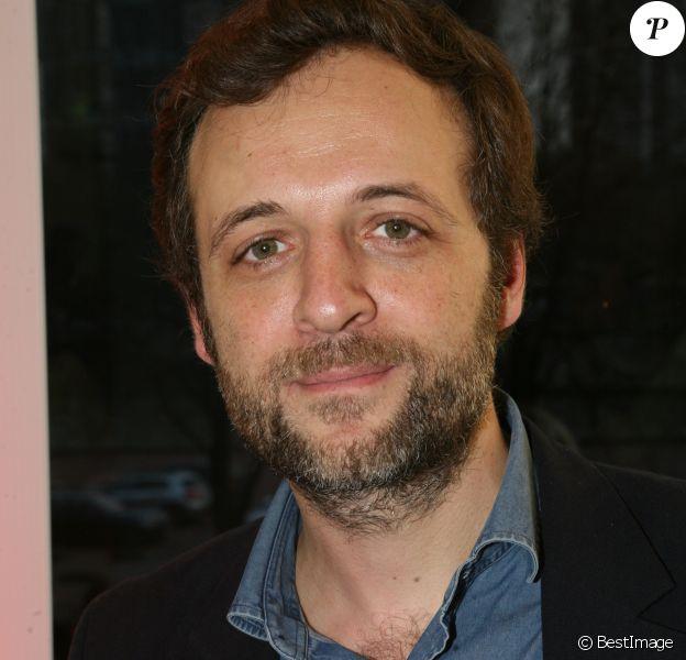 Francois-Régis Gaudry - 5ème édition de Radio France fête le livre à Paris le 27 novembre 2016.
