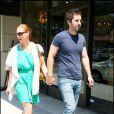 Katherine Heigl et son époux Josh Kelley