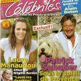 Laure Manaudou en couverture de Doggy Célébrités